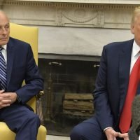 Trump's Chief Of Staff, John Kelly, Expected To Resign In The Coming Days, Report Says