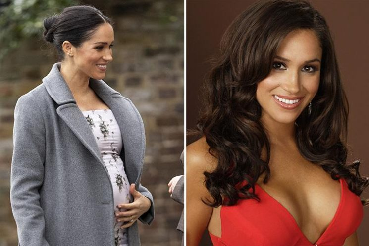 Former TV star Meghan Markle connects with plight of retired actress who admits 'she had a career instead of kiss'