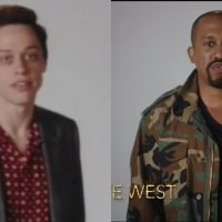 'SNL': Kanye West & Pete Davidson As Rami Malek Audition To Host The Oscars In 'SNL' Sketch — Watch