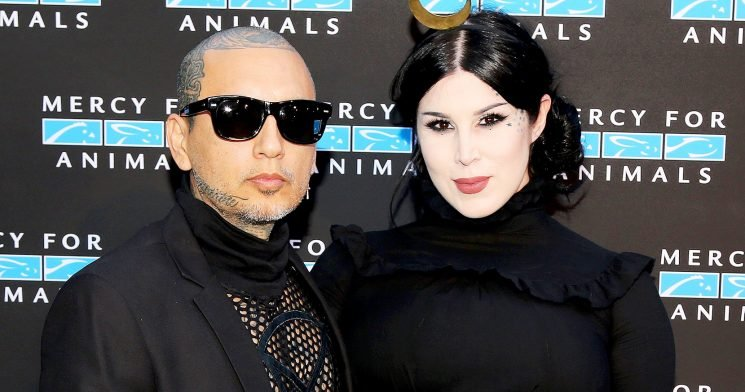 Kat Von D, Husband Leafar Seyer Welcome First Child