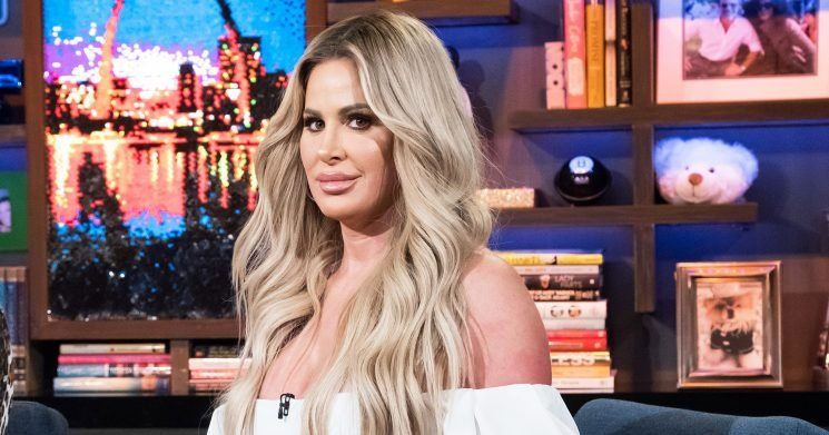 Kim Zolciak Criticized for Photo of 6-Year-Old Son in Car Seat