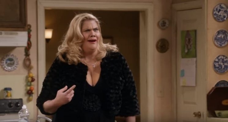 Who is Tammy on Mom? Kristen Johnston brings lots more humor to popular series