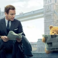 Win a FREE copy of Christopher Robin on DVD