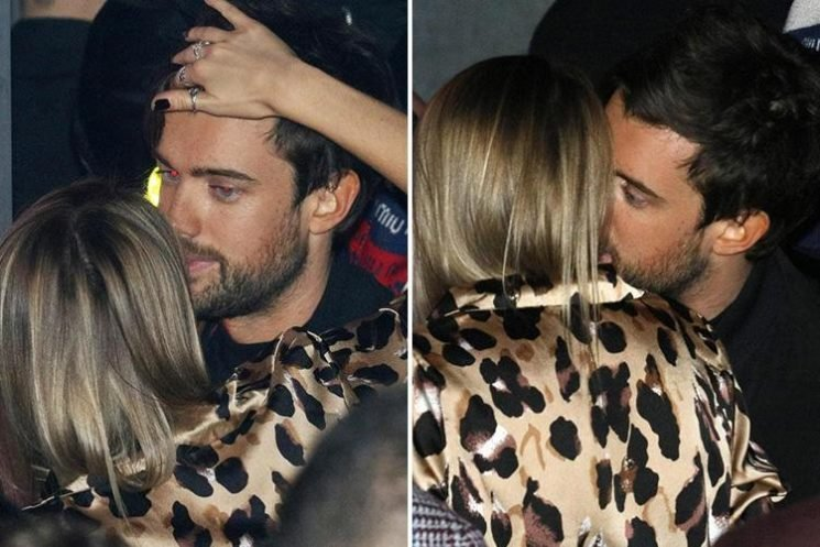 Jack Whitehall flirts with a mystery woman on boozy Essex night out with Jamie Laing after Kate Beckinsale fling