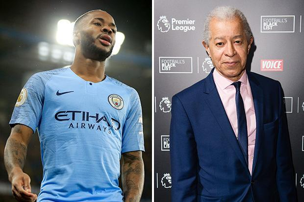 Kick It Out chairman Lord Ouseley reveals he's had hate mail over Raheem Sterling race row as he steps down after 25 years