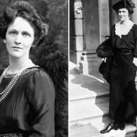 When did Nancy Astor become the first female Minister of Parliament in the UK and what's her story?
