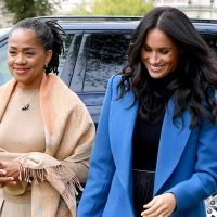 Meghan's Mother Doria Is Not Spending Christmas With the Royal Family