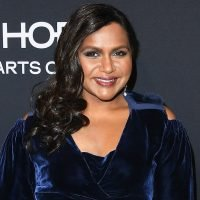 Mindy Kaling's Photo With Her Daughter Is What Christmas Is All About