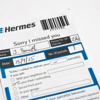 How delivery drivers are using 'sorry we missed you' notes to avoid dropping off your Christmas parcels