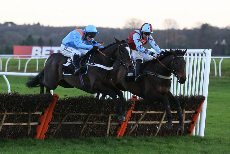 Latest horse racing results: Who won the 3.35 at Newbury live on ITV today?