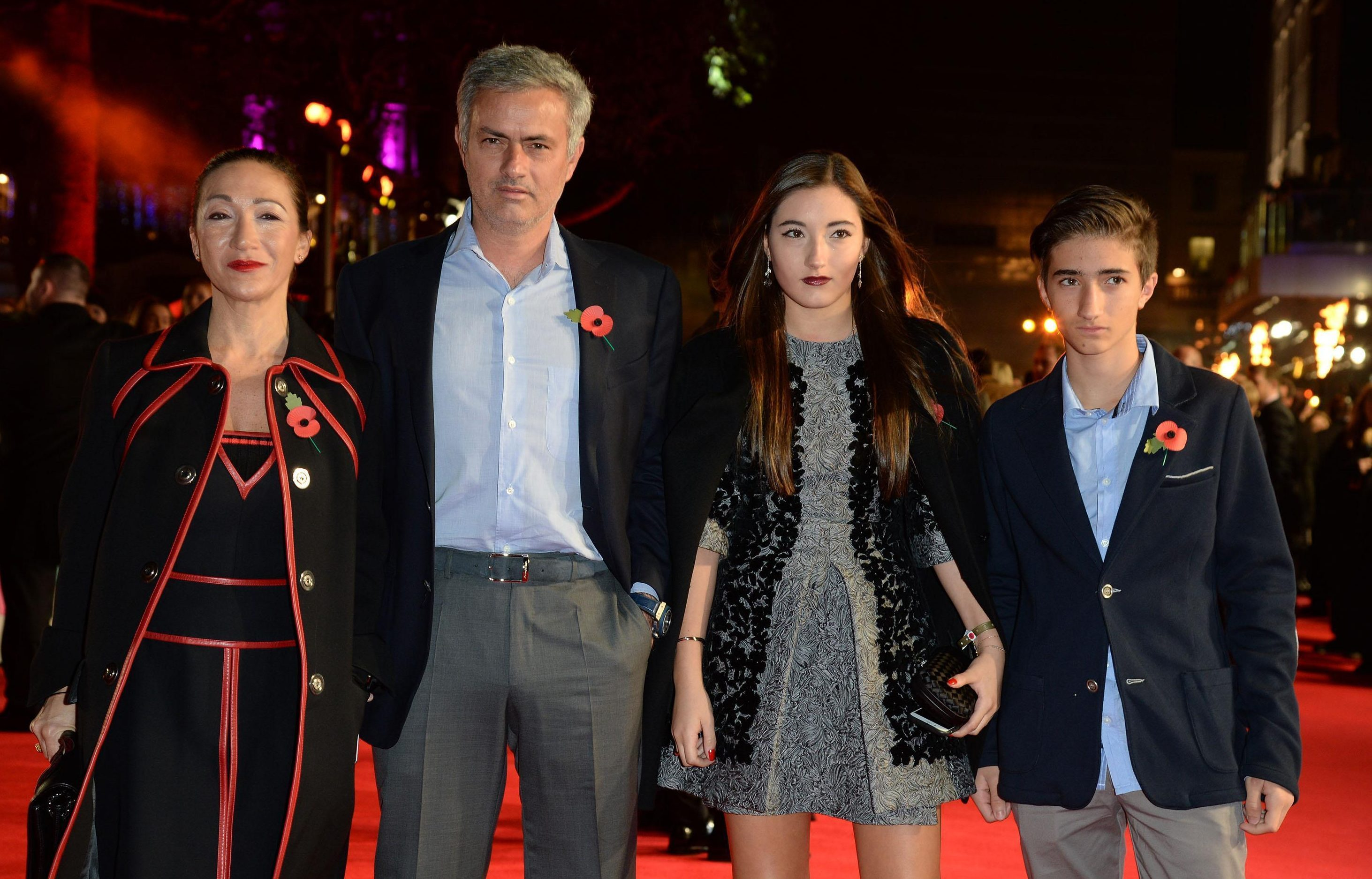 How old is Jose Mourinho, who is his wife Matilde Faria ...