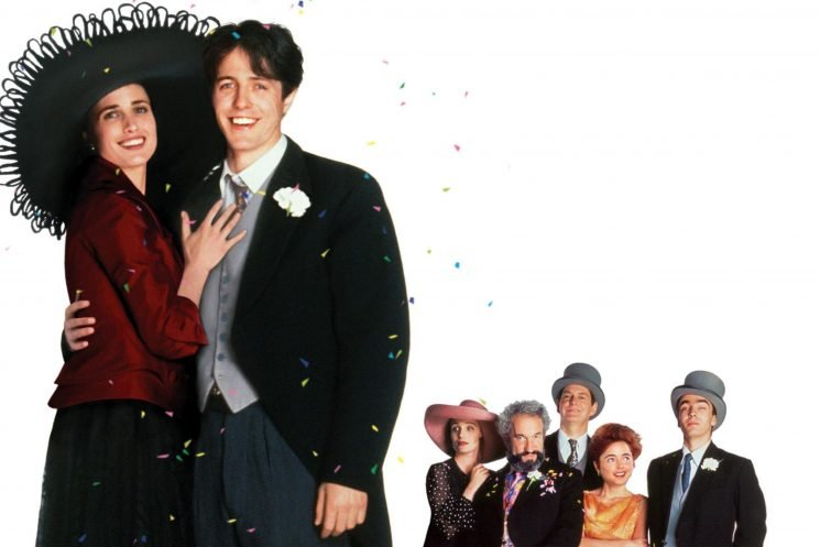 Four Weddings And A Funeral cast will reunite for the first time in 25 years for Red Nose Day 2019