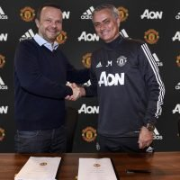 What is Jose Mourinho's net worth, how much was he paid at Man United and when was he Chelsea boss?