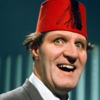 Who is Tommy Cooper, what was his cause of death and when is the In His Own Words documentary on TV?
