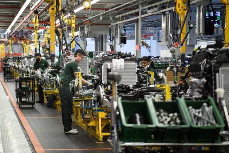 Jaguar Land Rover set to cut 5,000 jobs and temporary contracts at Solihull plant in the New Year as part of £2.5bn savings plan