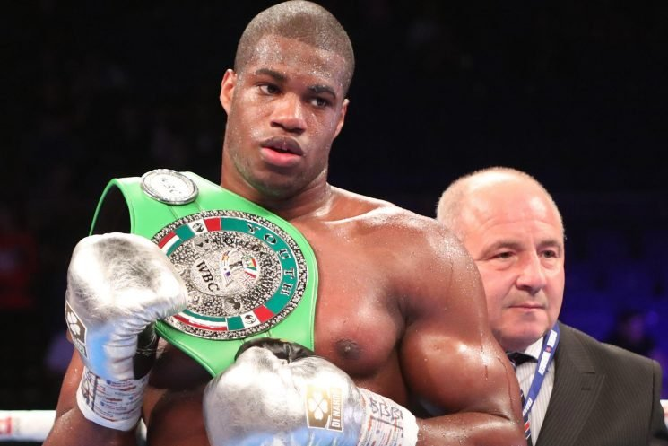 Daniel Dubois forced to pull out of fight against Razvan Cojanu after being knocked out by flu