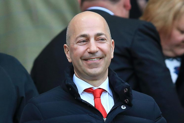 AC Milan 'to fine new CEO Ivan Gazidis £90 every time he mentions Arsenal'