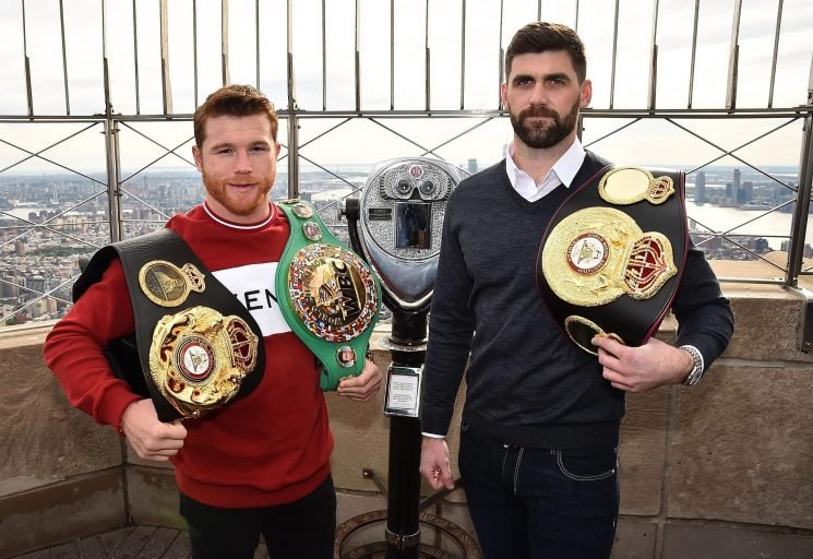 Canelo vs Rocky Fielding: What TV channel and live stream is the fight on tonight?