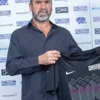 French footie star Eric Cantona has won £780,000 lawsuit against New York Cosmos over 'fight'