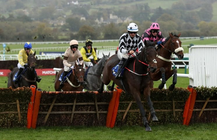 Latest horse racing results: Who won the 1.55 at Cheltenham live on ITV today?