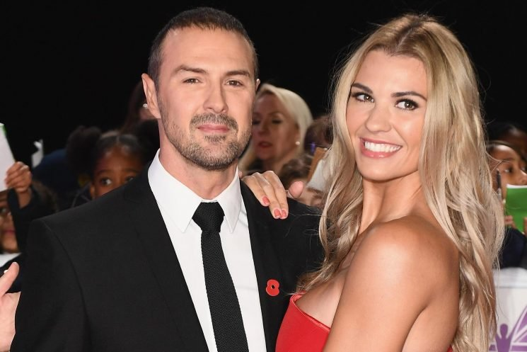 Paddy McGuinness gets first Christmas tree in five years but keeps it outside for sake of autistic twins