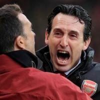 Arsenal boss Unai Emery celebrated Tottenham derby win by flying pals over from Spain for dinner