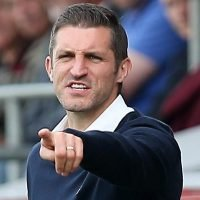 Wrexham manager Sam Ricketts told to stay away from his team's OWN game amid speculation linking him with Shrewsbury