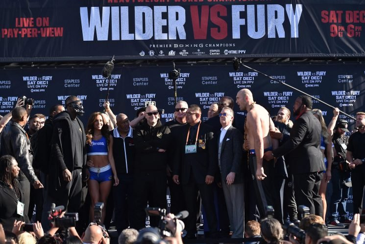 Wilder vs Fury: What time does fight start tonight and what TV channel is it on?