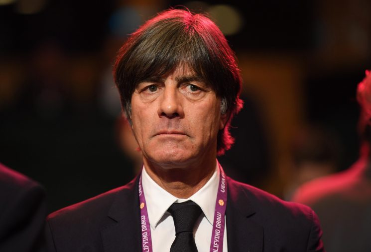 Joachim Low ready to quit Germany and already eyeing up Real Madrid job