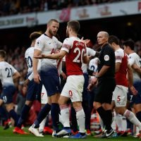 Arsenal and Tottenham both charged for failing to control players following derby bust-up after Eric Dier goal