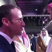 Emmanuel Macron caught on camera telling off Saudi Crown Prince over Khashoggi murder in tense G20 meeting