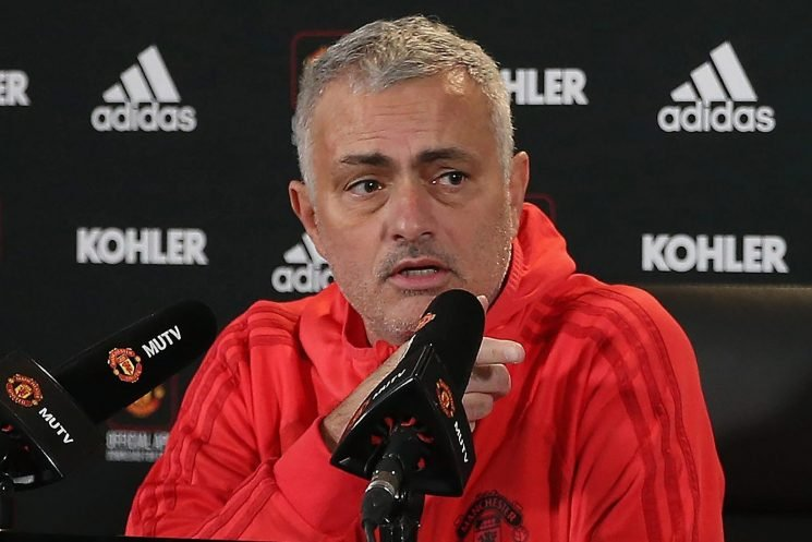Jose Mourinho takes fresh swipe at flops as he claims Man Utd have been 'unlucky' this season