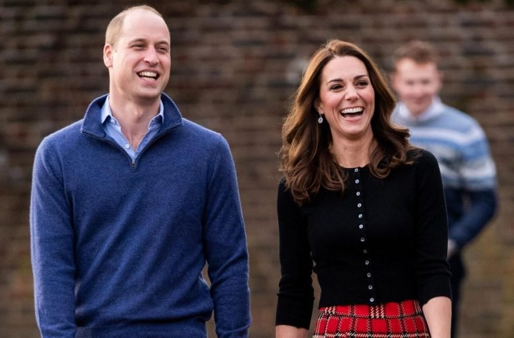 Prince William reveals he leaves pizza on the sofa and it drives Kate Middleton mad