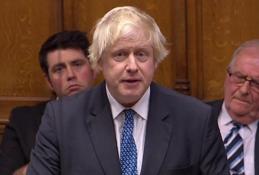 Boris Johnson forced to make humiliating apology for hiding £50k payout from Commons bosses
