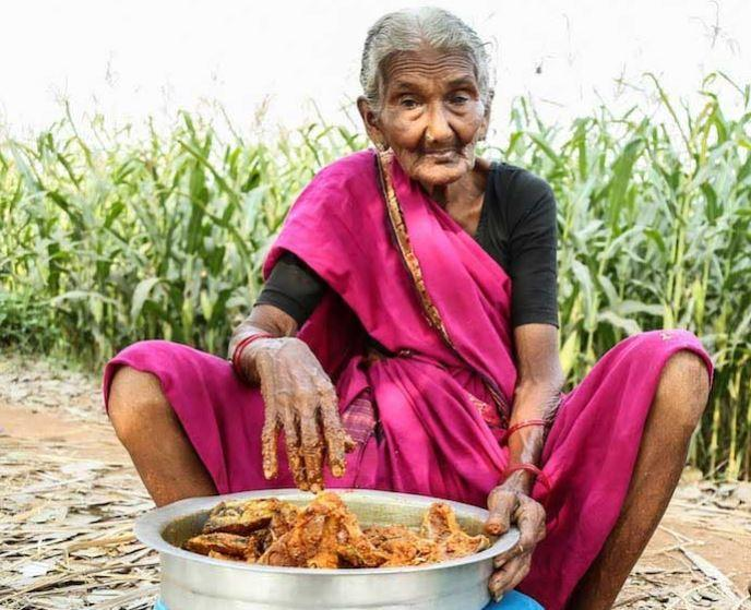 Who was Mastanamma? World's oldest YouTuber from India famous for her watermelon chicken recipe