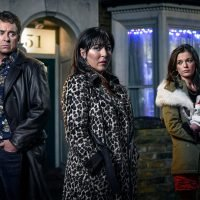 Is Alfie Moon back for good in EastEnders and will Kat Slater find out about his baby with Hayley?