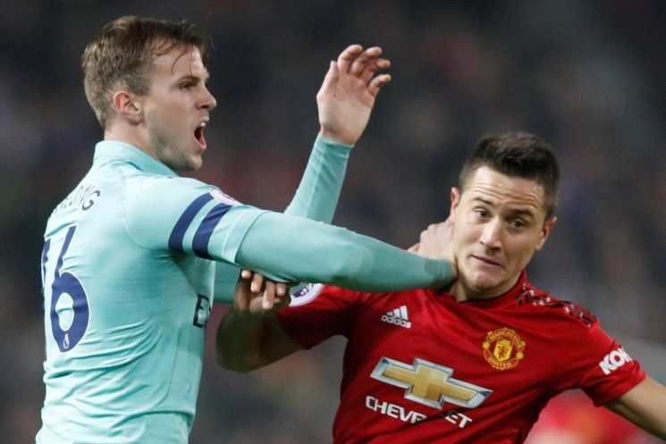 Man Utd vs Arsenal: TV channel, live stream, kick-off time, and team news for TONIGHT'S fixture