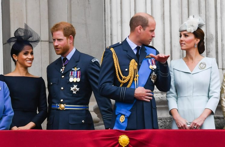 Meghan Markle and Prince Harry's move away from Kate Middleton and Prince William is 'best thing for all of them', US reports claim