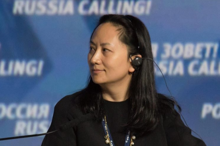 Why was Meng Wanzhou arreasted and will the Huawei executive be released?