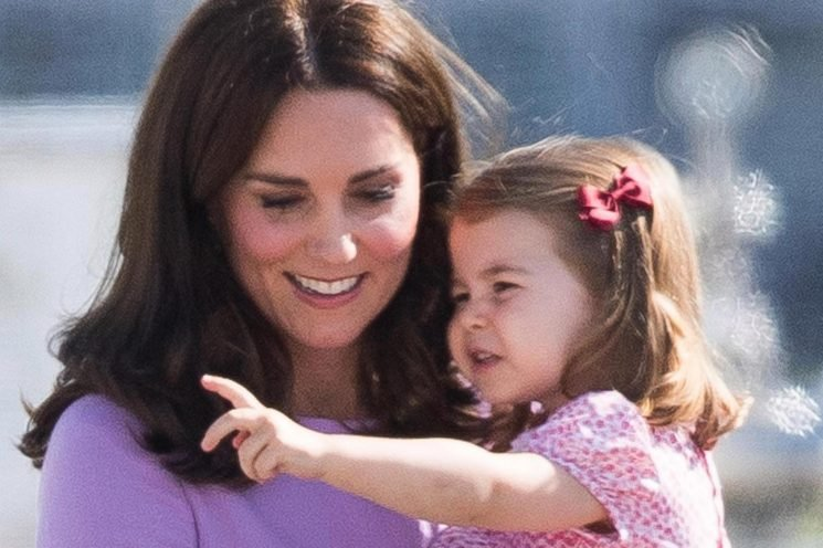 Kate Middleton took Charlotte, three, on a secret afternoon treat to watch a rehearsal of The Nutcracker ahead of opening night