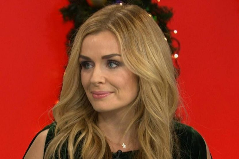 Katherine Jenkins admits Alfie Boe feud is 'upsetting' after he scrawled 'c***' on her poster