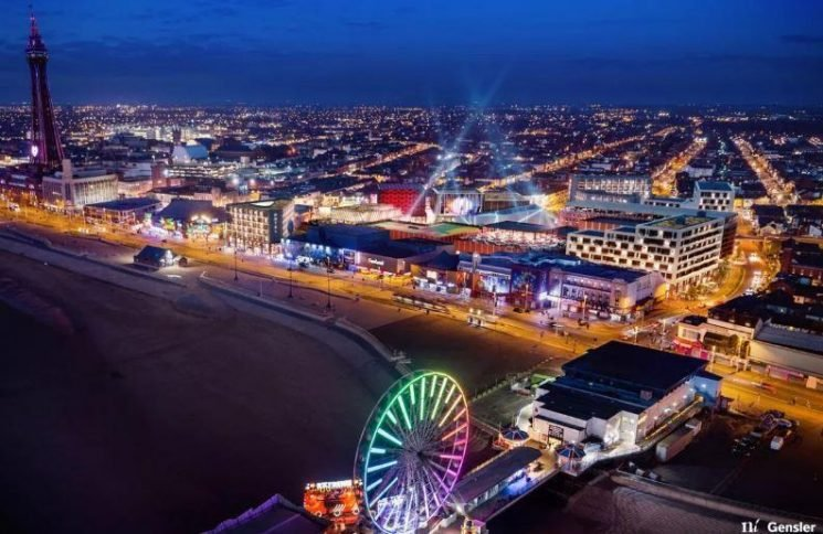 Blackpool to get new £300m tourist attraction on Golden Mile featuring UK's first 'flying theatre'