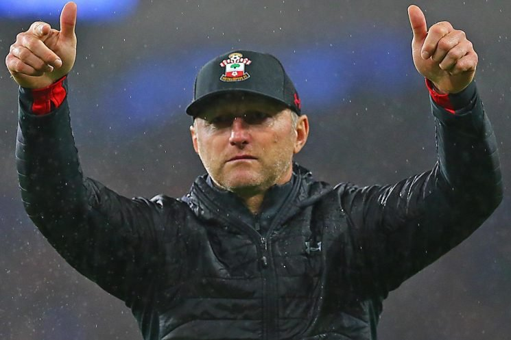Southampton boss Ralph Hasenhuettl gives fans free beers to raise club spirit