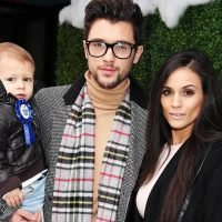 Union J star JJ Hamblett accused of 'abandoning' his five-year-old son after his fourth brain surgery