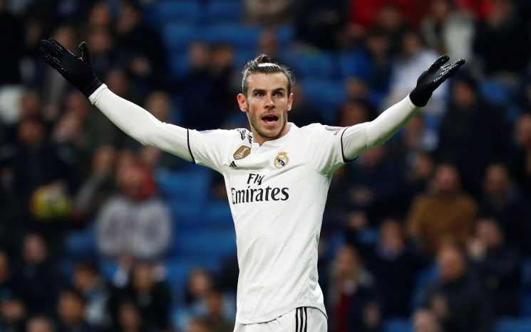 Gareth Bale faces race against time to be fit for Club World Cup as Real Madrid striker picks up ankle knock