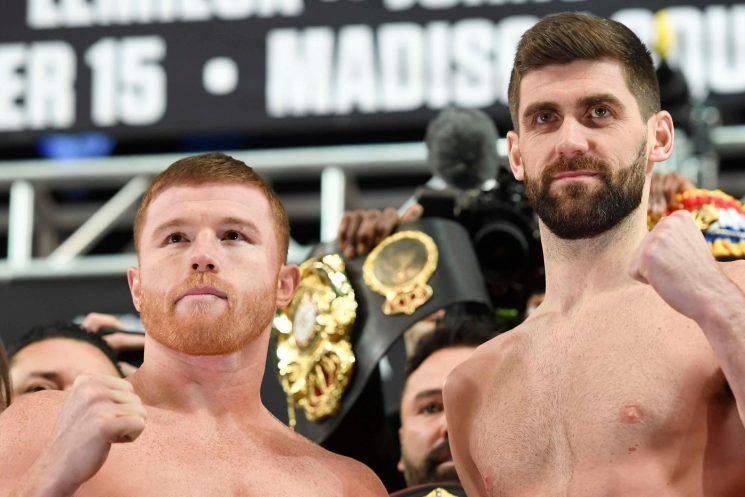 Canelo vs Rocky: UK start time, live stream, TV channel, latest odds and full undercard for TONIGHT'S huge bout