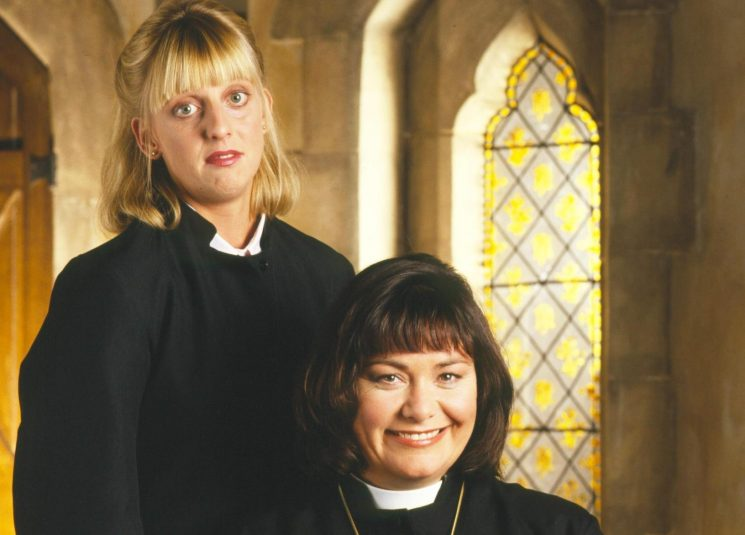 The best The Vicar of Dibley jokes and the final scene's jokes