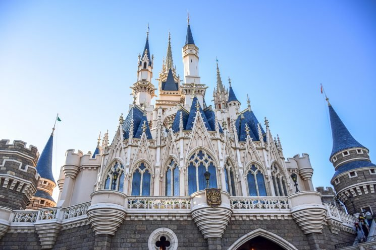 Disneyland IS the happiest place on earth according to Instagram – but not the one you think