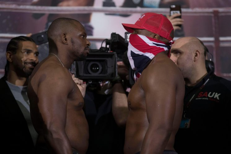 Whyte vs Chisora: TV channel, live stream, ring walk time, full undercard, and odds