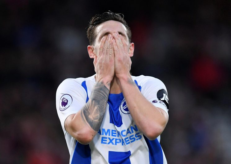 Arsenal to benefit from law which will stop Brighton star Lewis Dunk overturning red card for Boxing Day clash